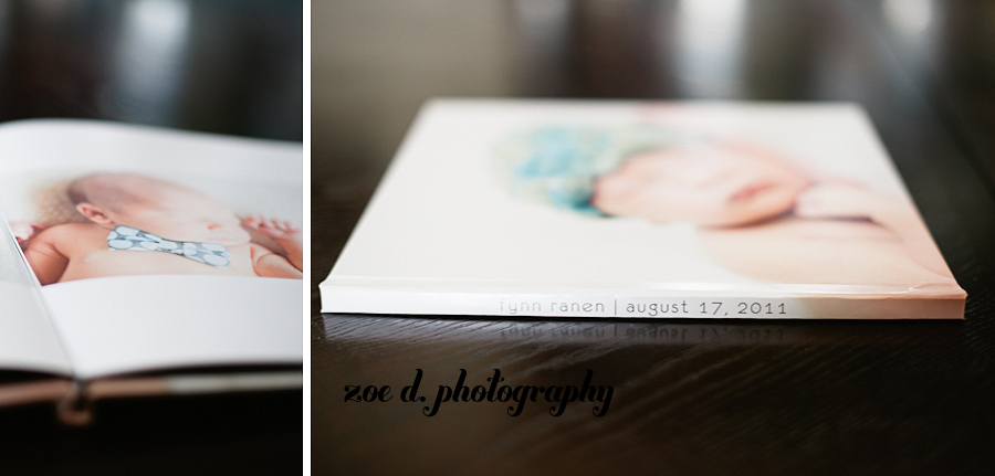 newborn coffee table book
